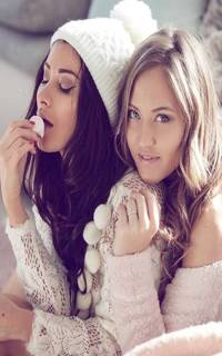 Проститутка Лена и Вероника